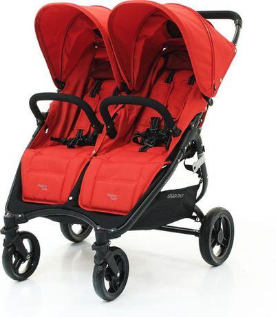 Коляска valco baby для двойня и погодок