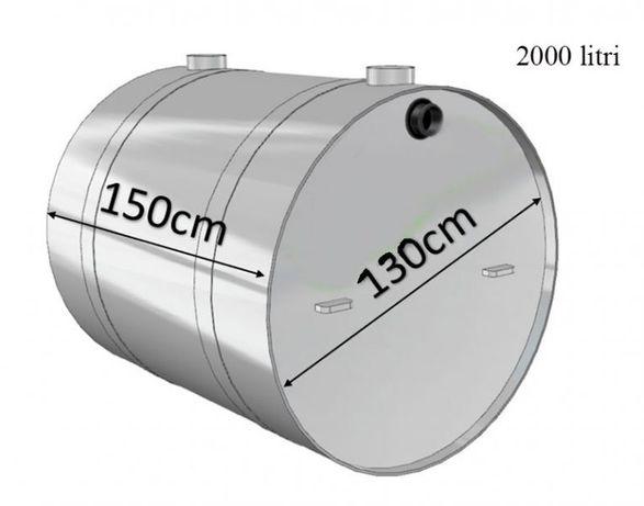 Fosă Septică Charan 2000 litri 4 – 6 persoane, Transport Gratuit