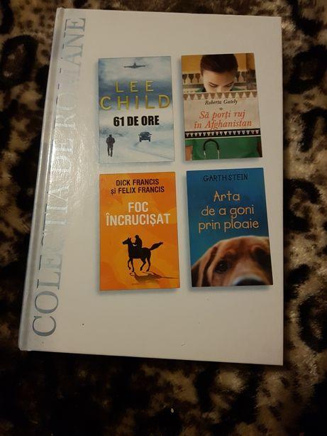 Colectie de 4 romane intr.o singura carte