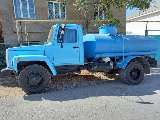 Услуга водовоза водовоз