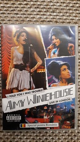 Concert  Amy Winehouse Live in London DVD