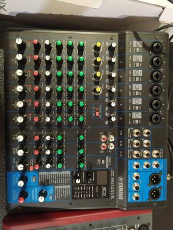 Микшерный пульт Yamaha и Allen & Heath