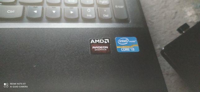 Ноутбук Lenovo intel i3