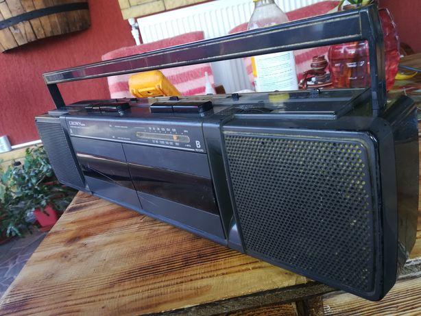 Dublu radio casetofon Crown SZ-270