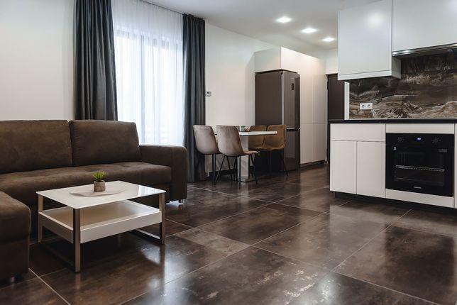 Apartament 2 Brown Regim Hotelier 50mp