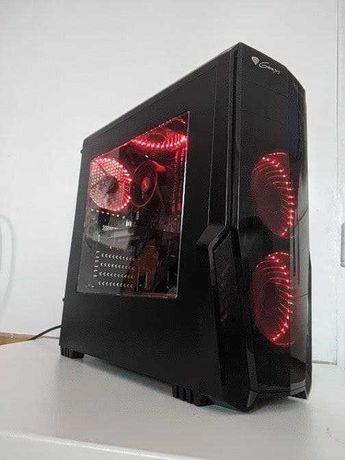 PC Gaming GTX 1650 4GB + Ryzen 5 3400G