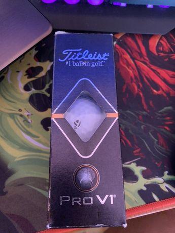 Set 3 mingi de golf Titleist ProV1
