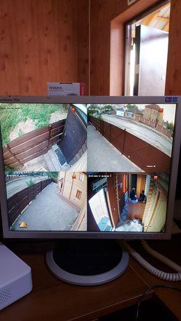 Установка видеонаблюдения Охр Пож сигнализаций
