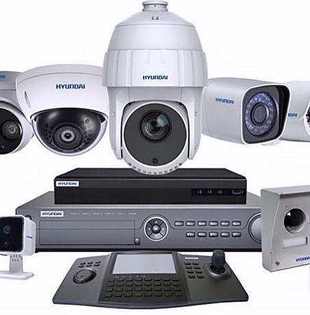 Видеонаблюдение, Продажа и монтаж