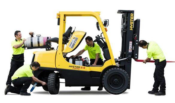 Сервиз/ремонт на всички марки мотокари/газокари/електрокари