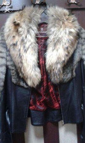 Куртка натур кожа 48