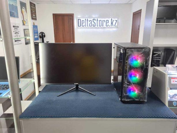Игровой системный блок Новый с монитором! Рассрочка!