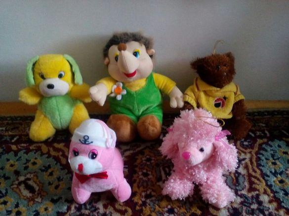 Детски плюшени играчки, чадър Уинкс