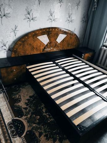 Кровать 2х спальная Италия