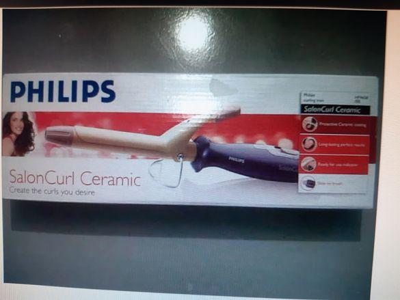 Нова Маша за коса -Philips HP4658 SalonCurl Ceramic