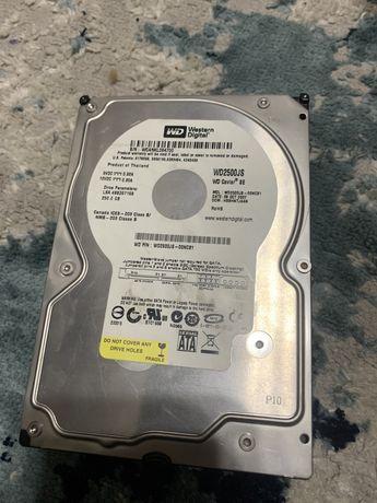 жесткий диск western digital 250GB