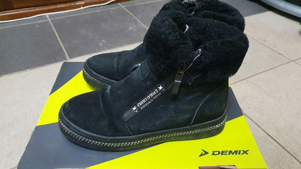 Зимние ботинки                  . Юбилейное - изображение 1