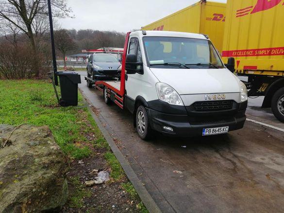 транспорт от и за чужбина автовоз пътна помощ