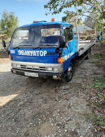 Эвакуатор по Талгару и в город