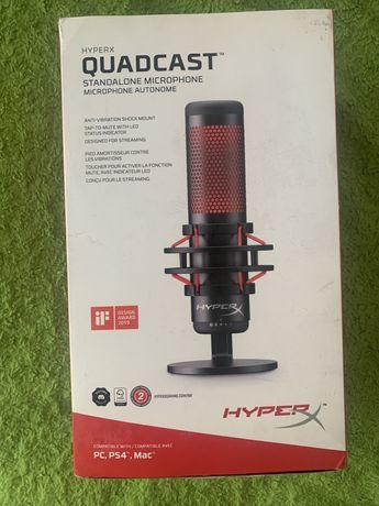 Микрофон kingstone HyperX QuadCast