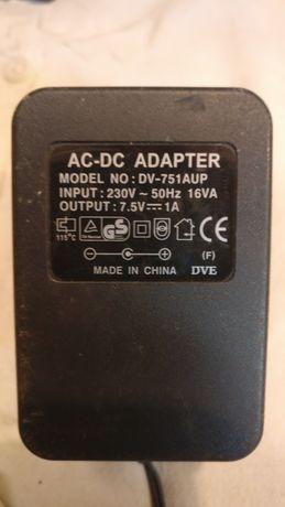 Transformator 7,5 volti ~1 amper