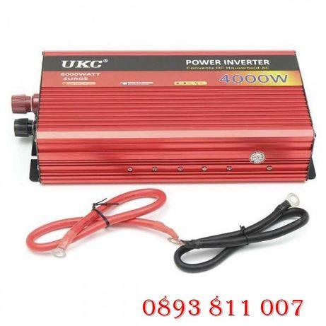 4000w Инвертор на напрежение UKC AR-4000M (12V/220V)