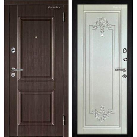 Дверь Металюкс М34/1, квартира, в рассрочку!