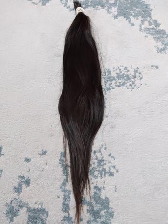 Волос натуральный 3 вида 40, 50, 60 см