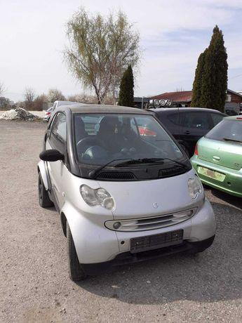Smart City-Coupe 2003 600cc на части