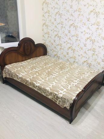 Даухспальная кровать! Дерево! Недорого!