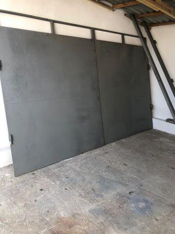 Продам железные ворота