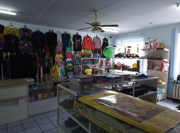 Продам промтоварный отдел магазина Кристалл