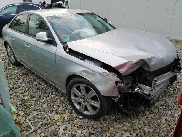 Oglinda dreapta completa Audi A4 B8 2010 cod culoare LX7W
