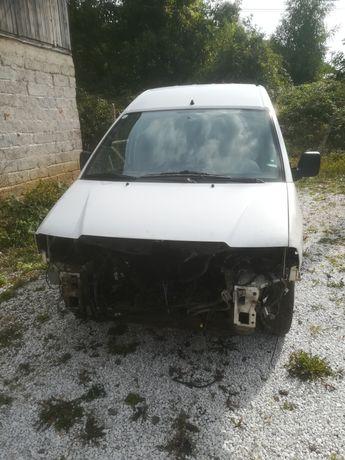 Fiat scudo за части