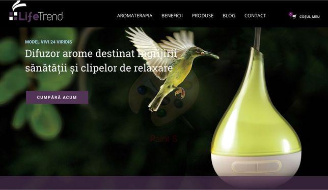 Vand magazin online Lifetrend.ro
