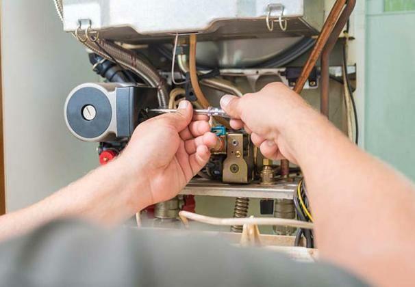 Reparații, service centrale termice