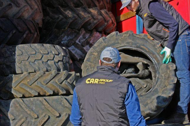 AI GASIT> Cauciucuri 16.9 34 Vredestein ANVELOPE Tractor U650 SECOND