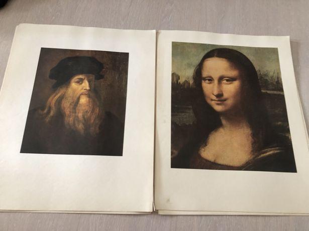 Leonarda da Vinci pentru cunoscători