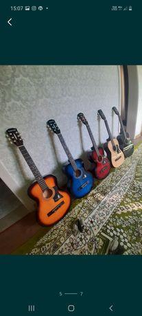 Продам гитары новые
