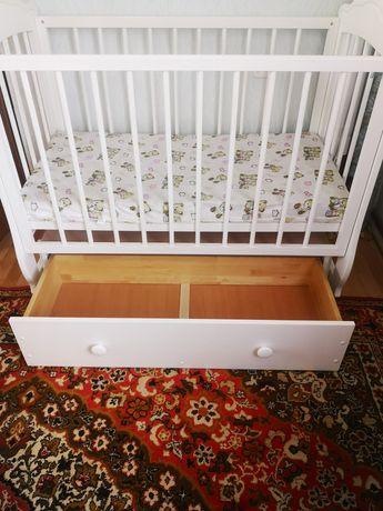 Детская кровать (НОВАЯ!! пр-во Германия)
