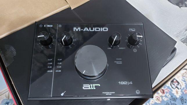 Студийный комплект М-аудио