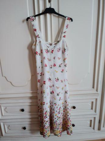Rochie de vară, viscoza.