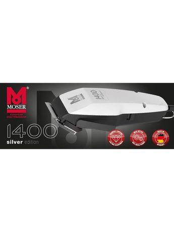 Машинка для стрижки Moser 1400 classic white edition