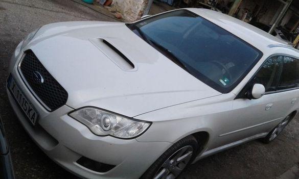 Subaru Legacy на части