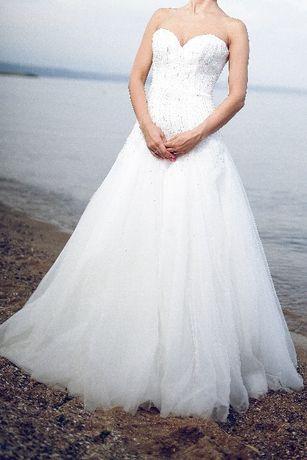 булчинска рокля Demetrios