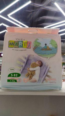 Продам памперсы  marti 82 шт за 5000 тг