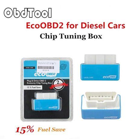 14.99лв. Промо!!!Икономичен чип EcoOBD2 за дизелови автомобили