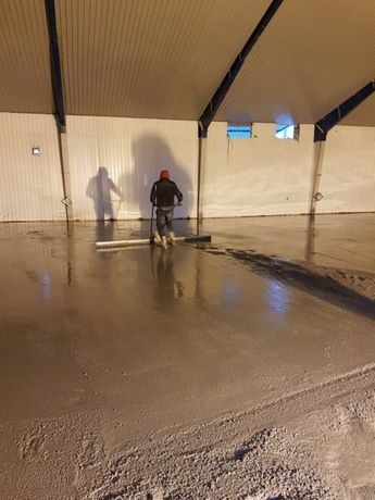 Pardoseli beton elicoperizat, rampe antiderapante!!!