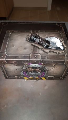 Mech vs Minions Boss Figure - League of Legends