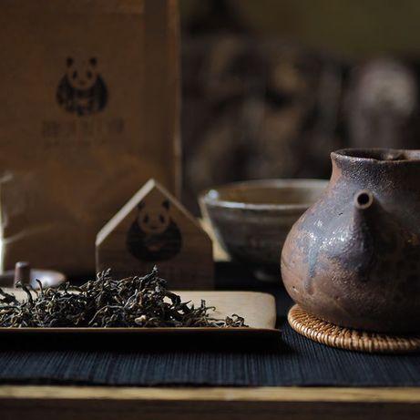 Императорский чай Дахун пао пуэр 2008 года. ТГ доставка KZ